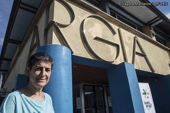 """""""Gurea maratoi bat da: ez da ehun metroko lasterketa bat"""""""