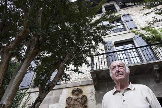 """Pio Caro Baroja: """"Mexiko mugarri izan zen niretzat"""""""