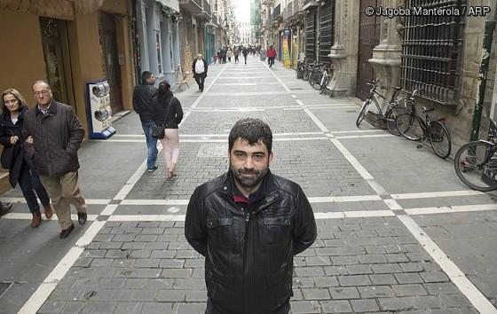 Sergio Labaien: «Geure burua zentsuratzera behartu nahi izan gaituzte»