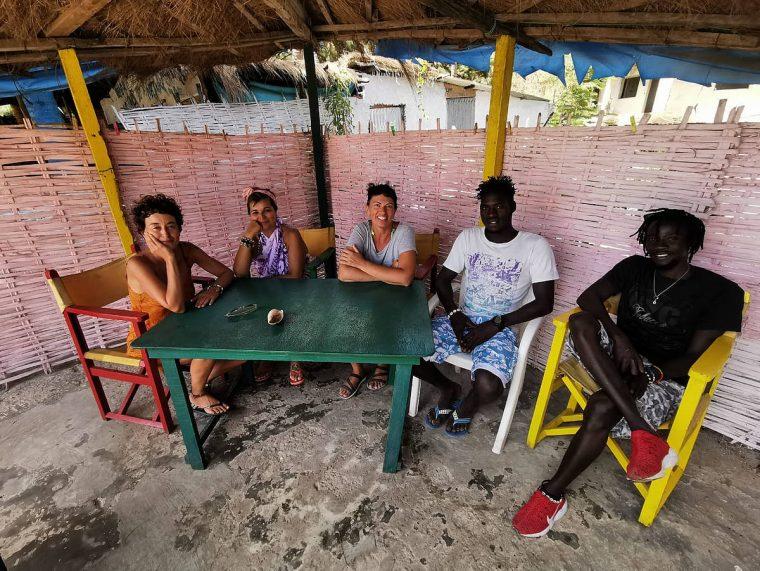 Birusaren aurka, Senegalen